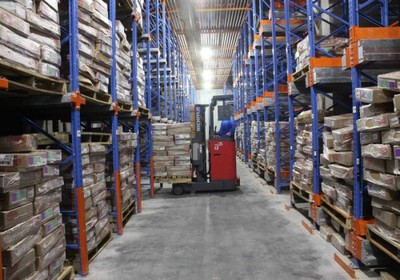 Balabac refrigerated warehouse facility