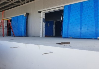 Kimberba cold storage installation refrigeration construction company